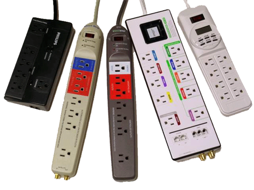 Consumer Grade Power Strips